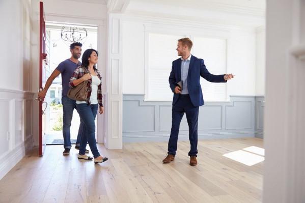 visiter un appartement en location