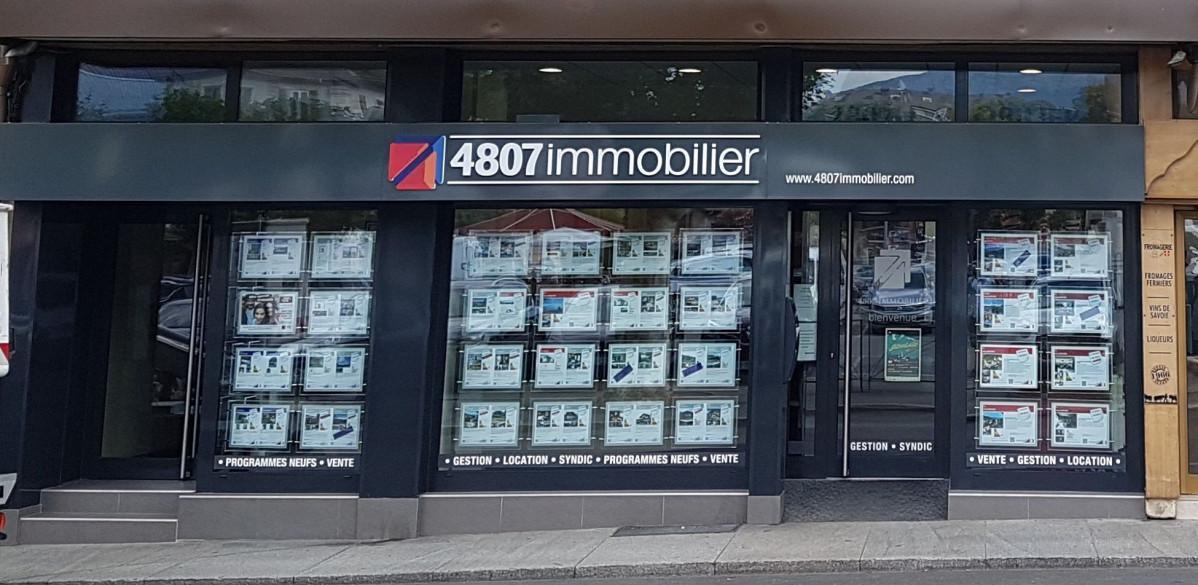 agence immobilière à Sallanches 74700
