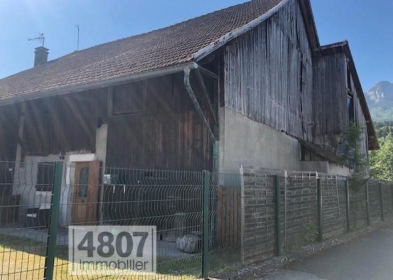 Maison T0 à vendre à Saint Pierre En Faucigny