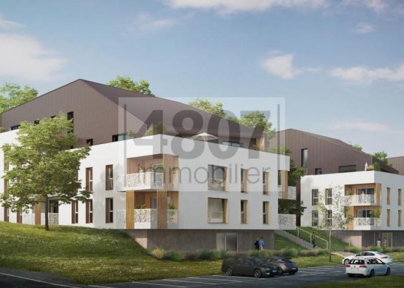 Appartement T4 à vendre à Seynod