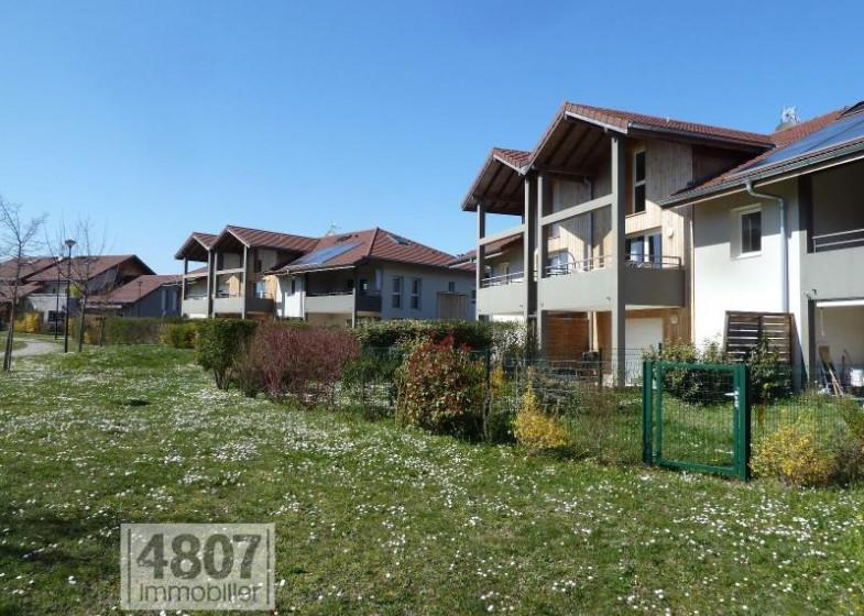 Appartement T2 à vendre à Amancy