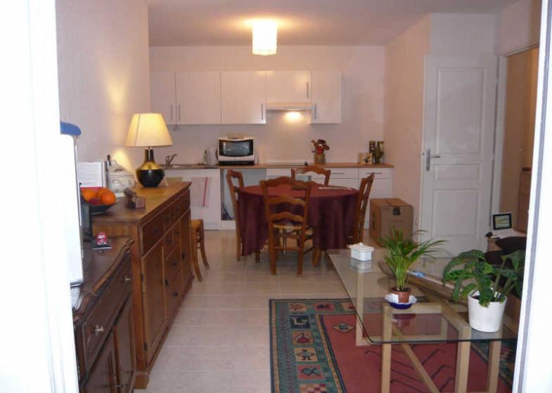 Appartement T2 à louer à Marignier