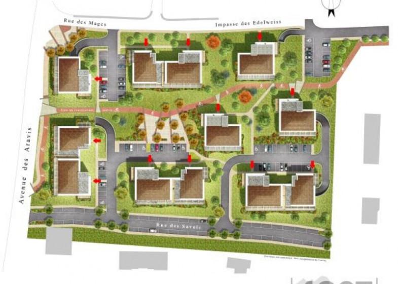 Appartement T3 à vendre à Saint Pierre En Faucigny