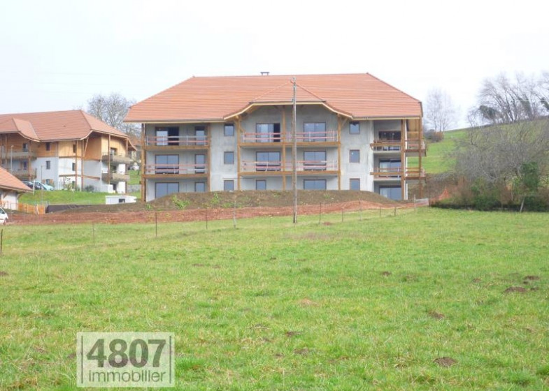 Appartement T2 à vendre à Faucigny