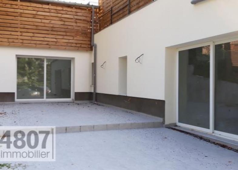 Appartement T4 à louer à Thonon Les Bains