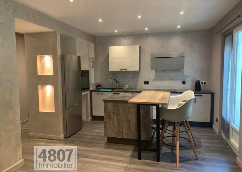 Appartement T3 à vendre à Publier