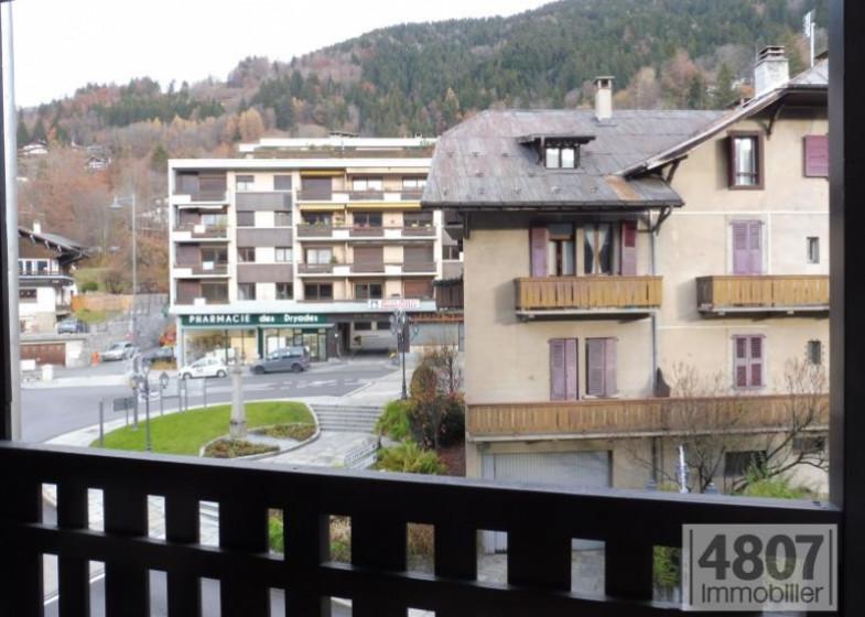 Appartement T1 à vendre à Saint Gervais Les Bains