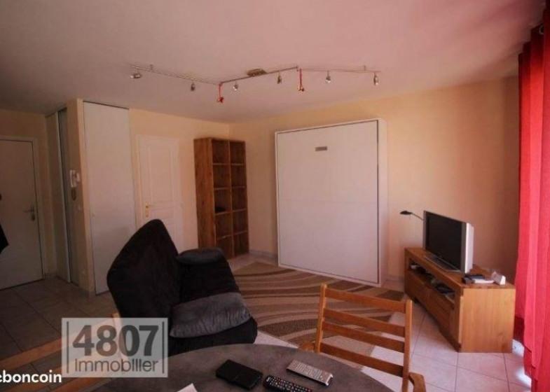 Appartement T1 à vendre à Bonneville