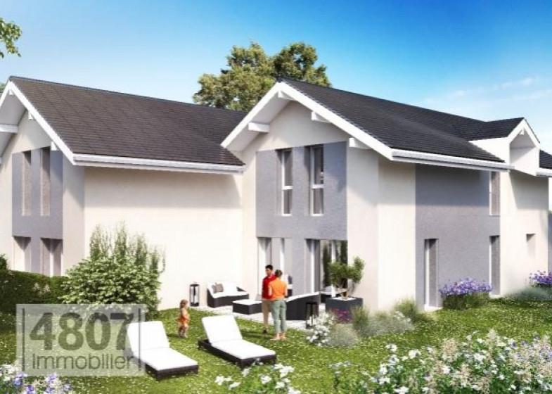 Maison T4 à vendre à La Roche Sur Foron