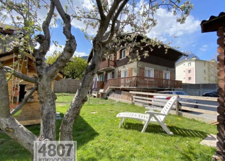 Maison T6 à vendre à Sallanches