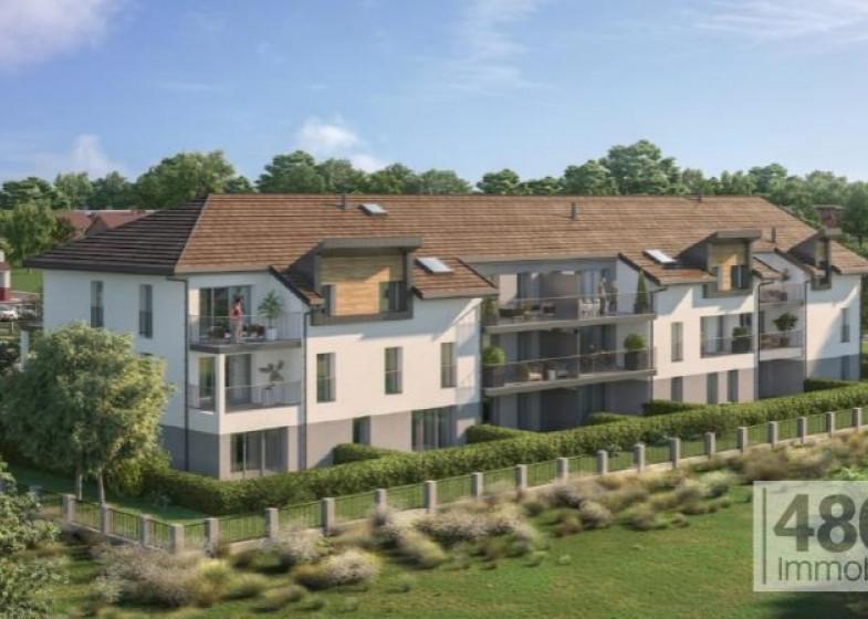 Appartement T4 à vendre à Saint Pierre En Faucigny