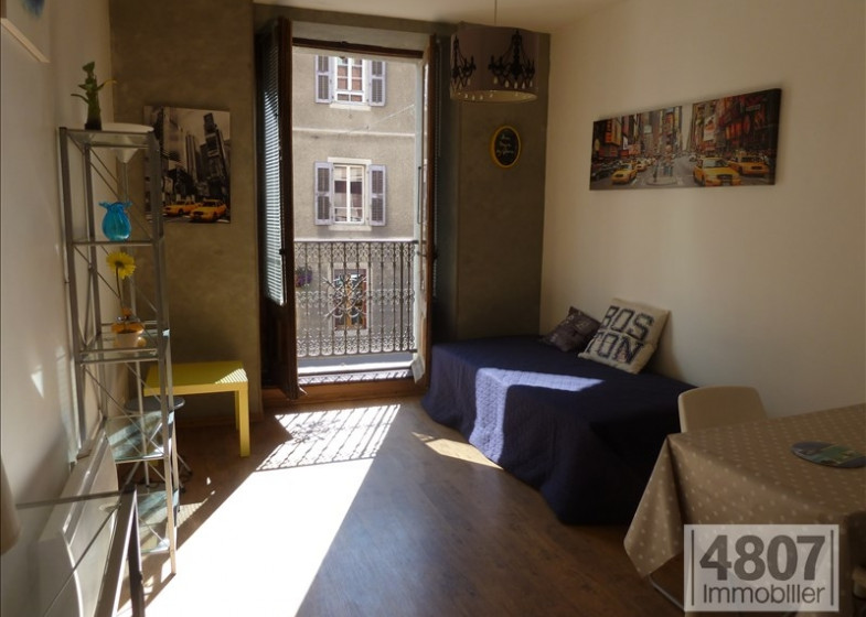Appartement T1 à louer à Bonneville