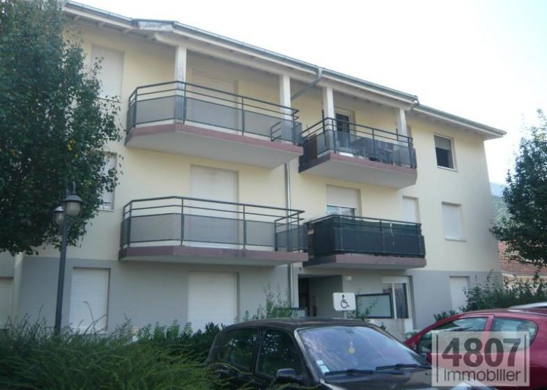 Appartement T2 à louer à Scionzier