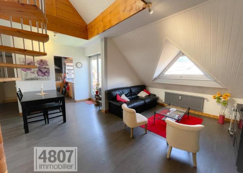 Appartement T4 à vendre à Sallanches