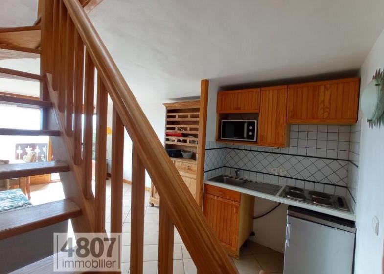 Appartement T2 à louer à Cordon