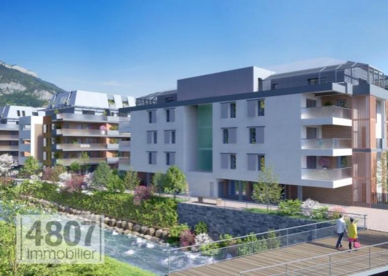 Appartement T1 à vendre à Sallanches