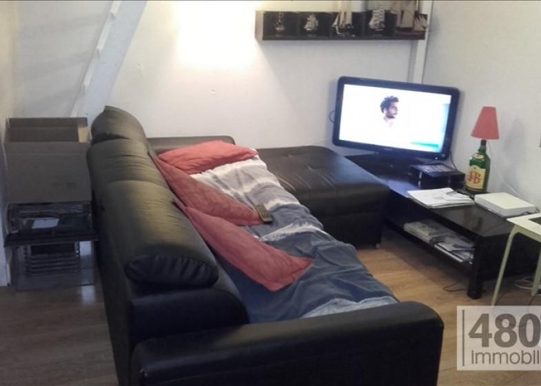 Appartement T1 à vendre à Evian Les Bains