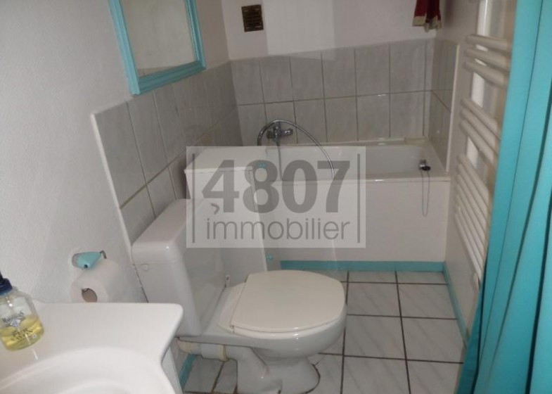 Appartement T2 à louer à Annecy