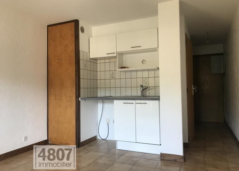 Appartement T1 à louer à Sallanches