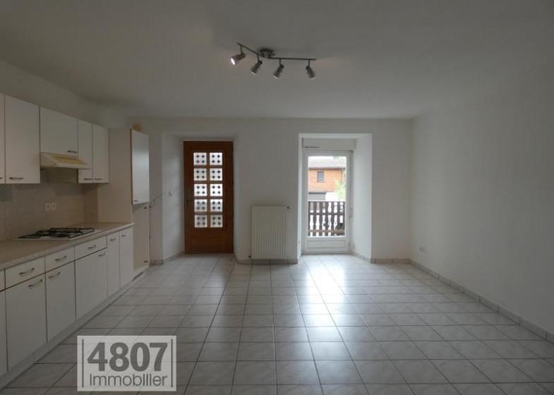 Appartement T2 à louer à Messery