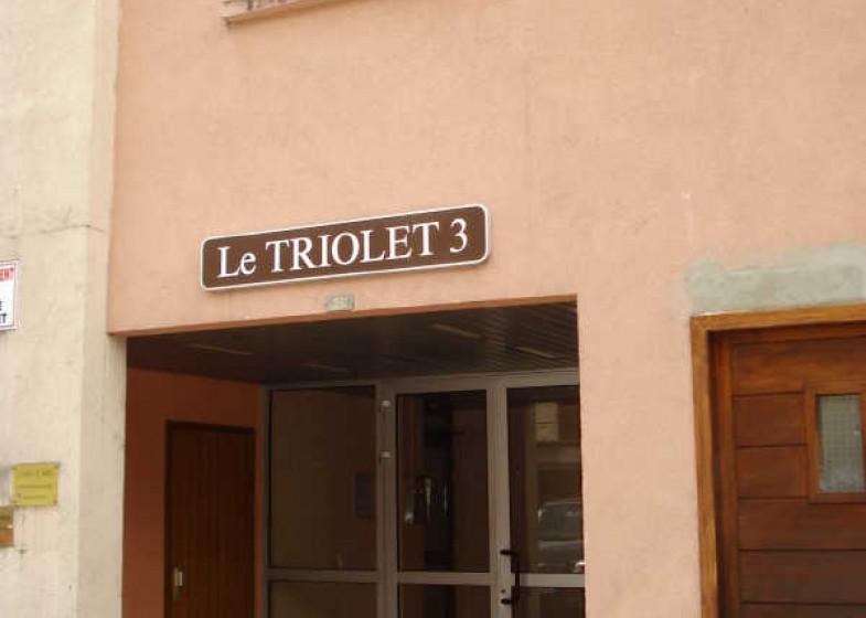 Appartement T1 à louer à Cluses