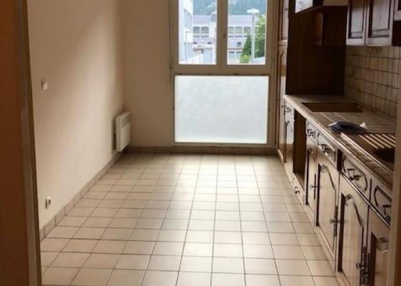 Appartement T3 à louer à Cluses
