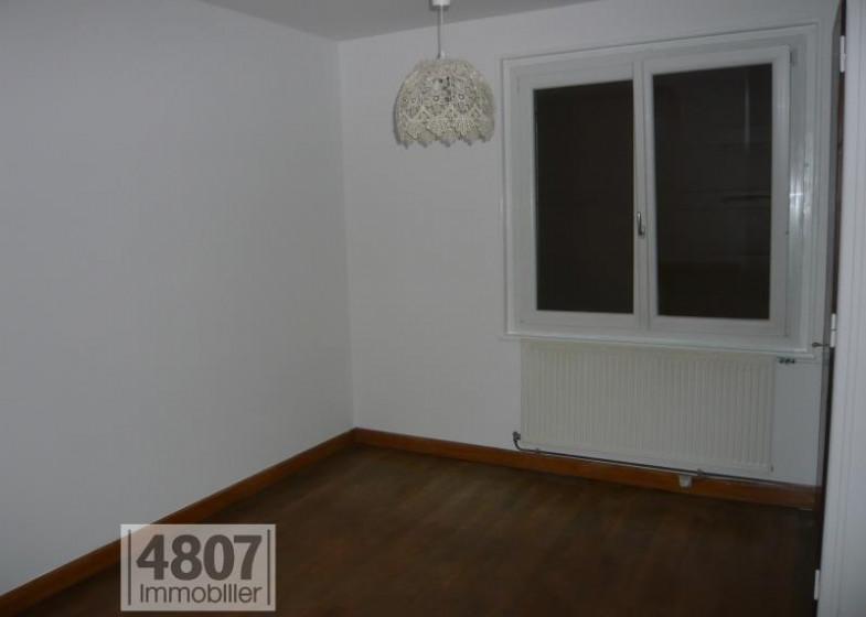 Appartement T3 à louer à Scionzier