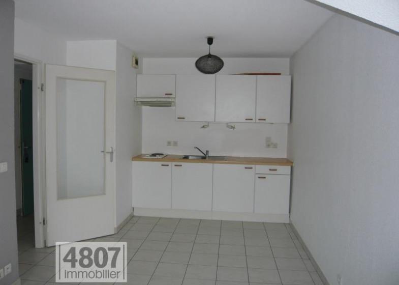 Appartement T2 à louer à Cluses