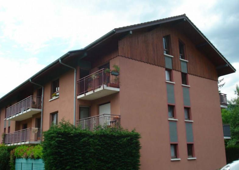 Appartement T1 à louer à Thyez