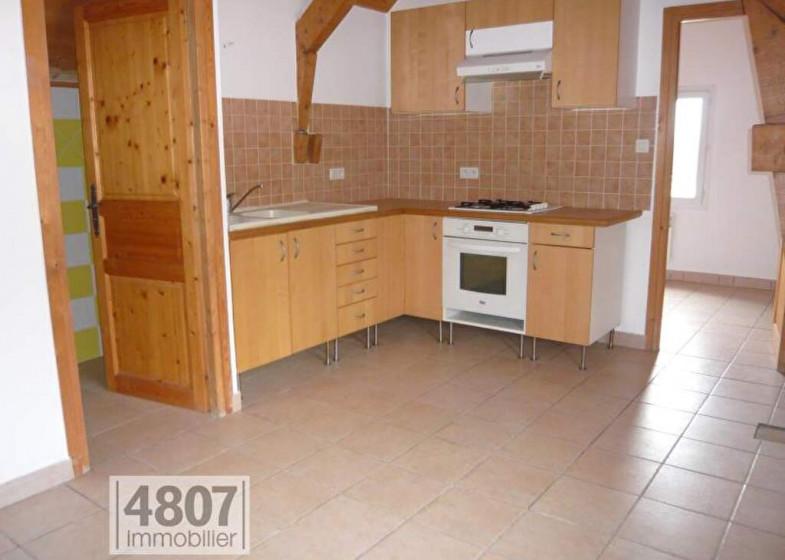 Appartement T2 à louer à Marnaz