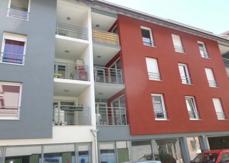 Appartement T2 à louer à Sallanches