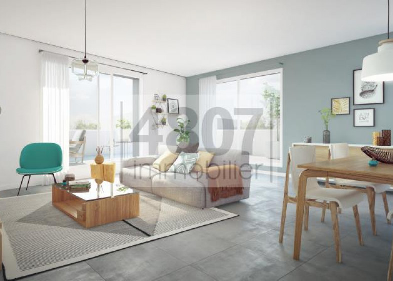 Appartement T3 à vendre à Seynod