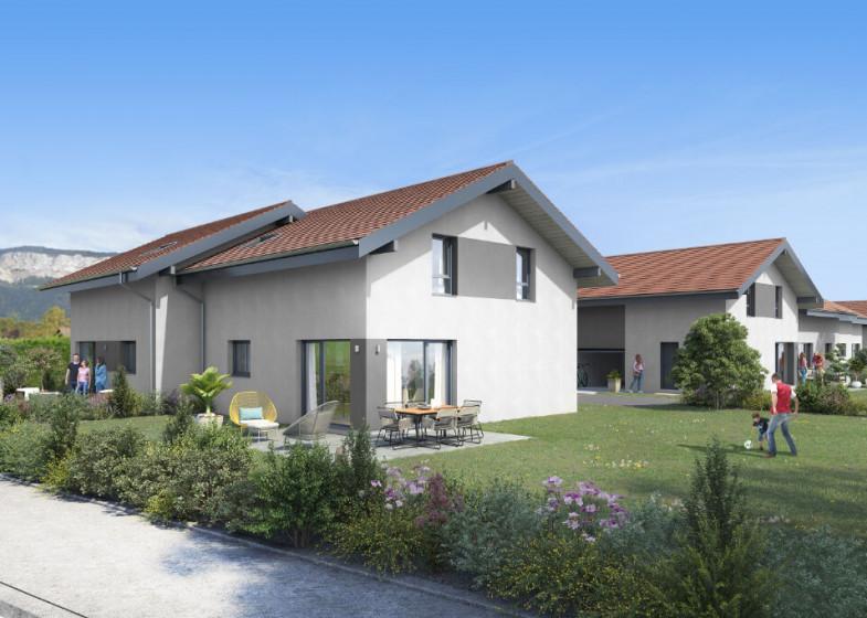 Maison T4 à vendre à Saint Pierre En Faucigny