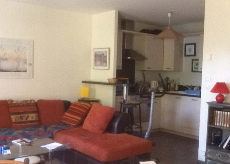 Appartement T2 à louer à Douvaine